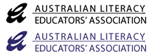 The Australian Literacy Educators' Association logo